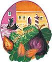 Almond Amaretto teeccino